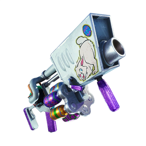 Easter Egg Launcher - 4 Stars
