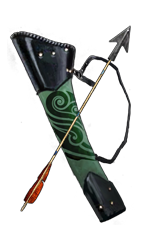 Broadhead Arrow Quiver