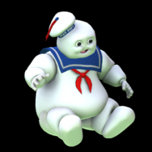 Stay Puft(toppers)