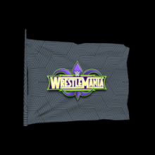 WWE WrestleMania 34 (Antennas)
