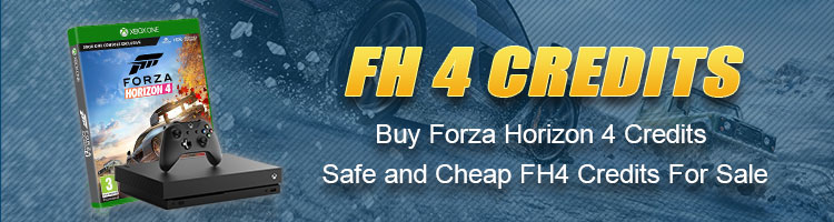 Buy Forza Horizon 4 Credits, Cheap Fh4 Credits For Sale