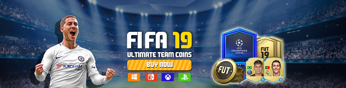 Best Place To Buy FIFA 19 Coins - Goldkk