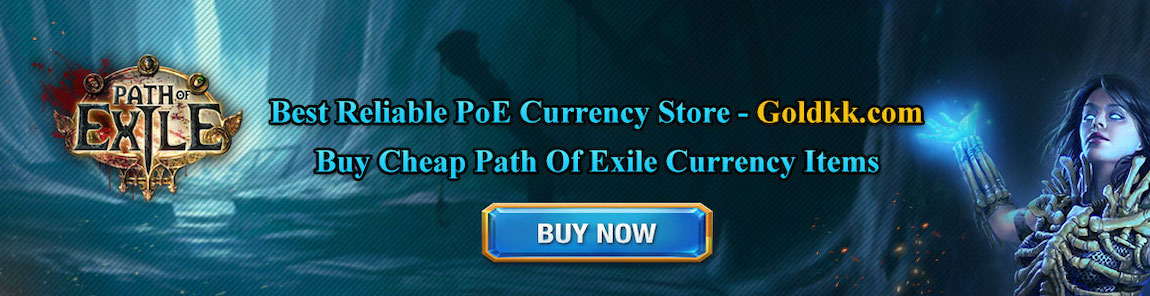 buy poe currency & items - goldkk