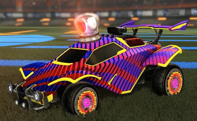 Rocket League 20xx Designs For All Rl Battle Cars Goldkkcom