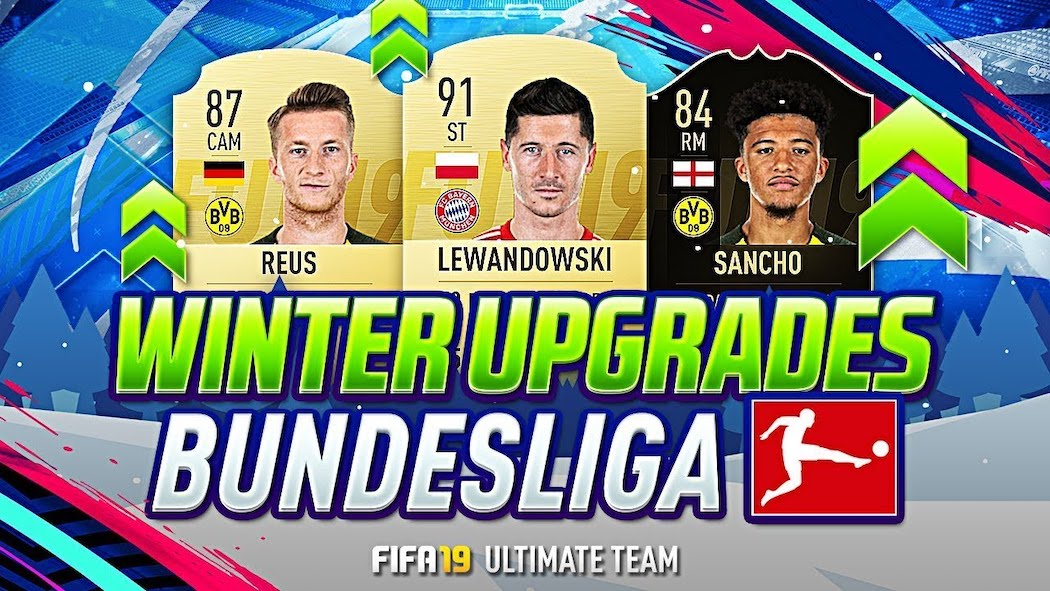 FIFA 19 Ratings Refresh Predictions - Bundesliga Winter Upgrades Predictions