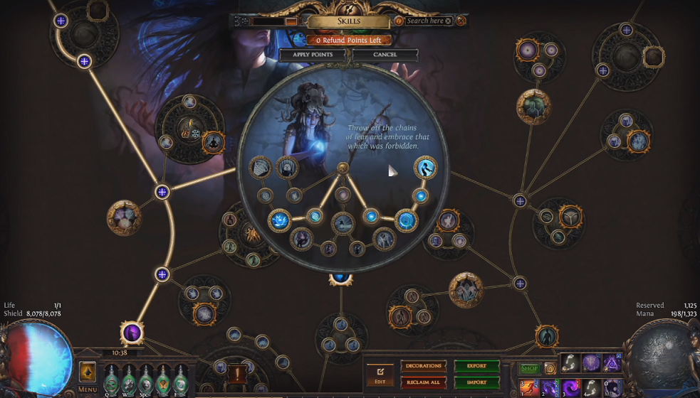 Path Of Exile 3 6 Synthesis Chaos Inoculation Gearing Guide
