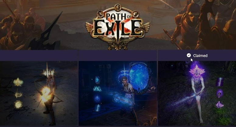 Path Of Exile Twitch Prime Rewards - How To Redeem Free Purple