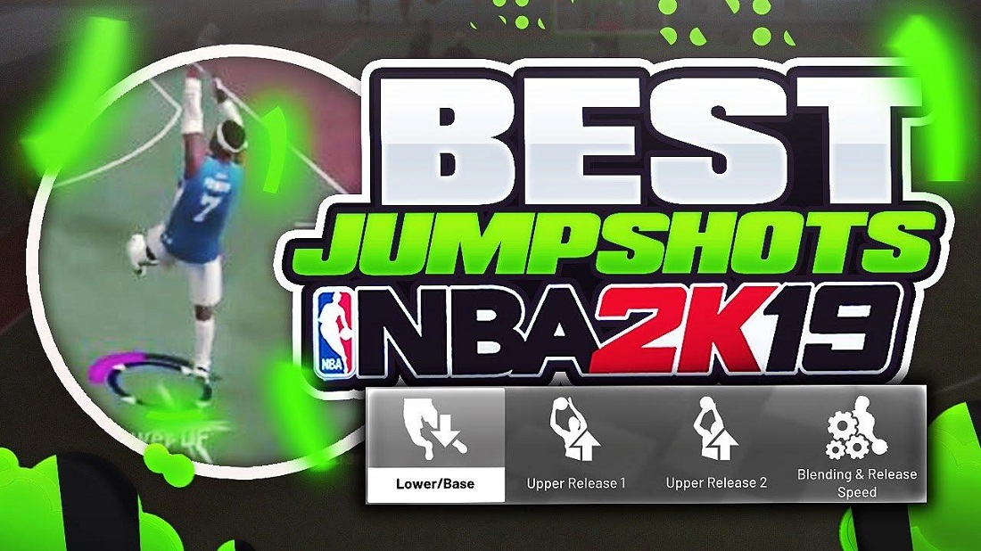 Nba 2K19 Best Jumpshot For All Position Builds - 100