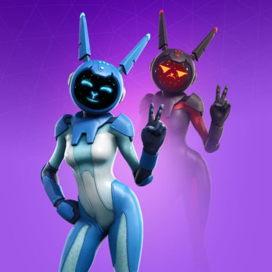 fortnite season 9 new skins - outfit gemini
