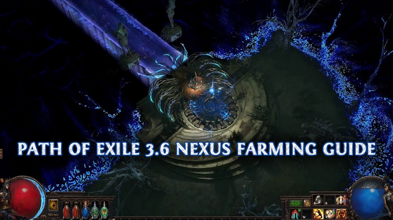 path of exile 3.6 nexus farming guide