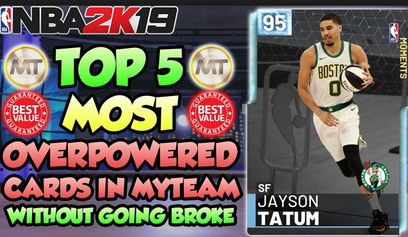 Nba 2k19 Best Cards Top 5 Most Overpowered Cards You Can Buy In