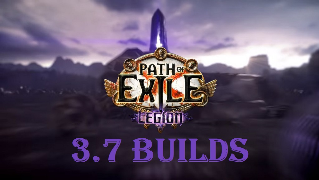 Path Of Exile 3 7 Legion Starter Builds Guide - Top 10 Poe 3 7