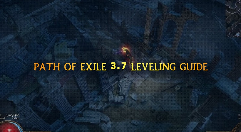 Path Of Exile 3 7 Leveling Guide - 7 Best Leveling Tips For Poe 3 7