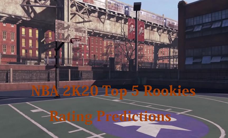 NBA 2K20 Player Ratings Predictions - Potential Top 5