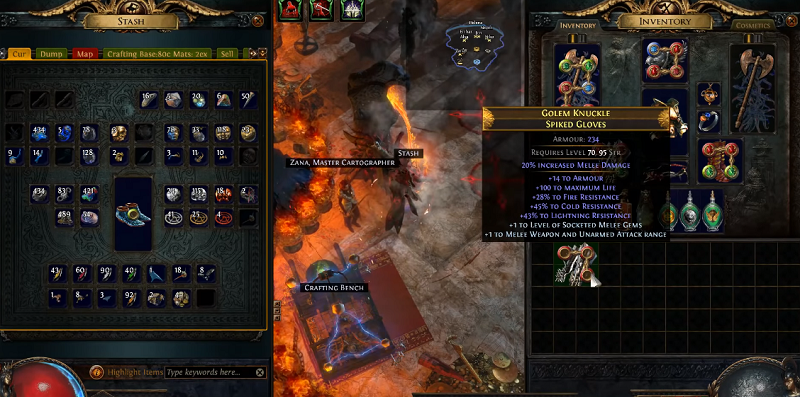 Path Of Exile 3 7 Crafting Guide Tips Poe Legion Crafting For Profit Melee Cyclone Gear