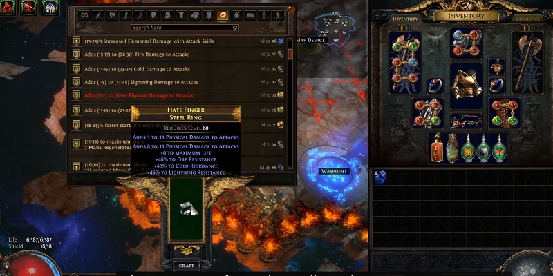 Path Of Exile 3 7 Crafting Guide/Tips - POE Legion Crafting