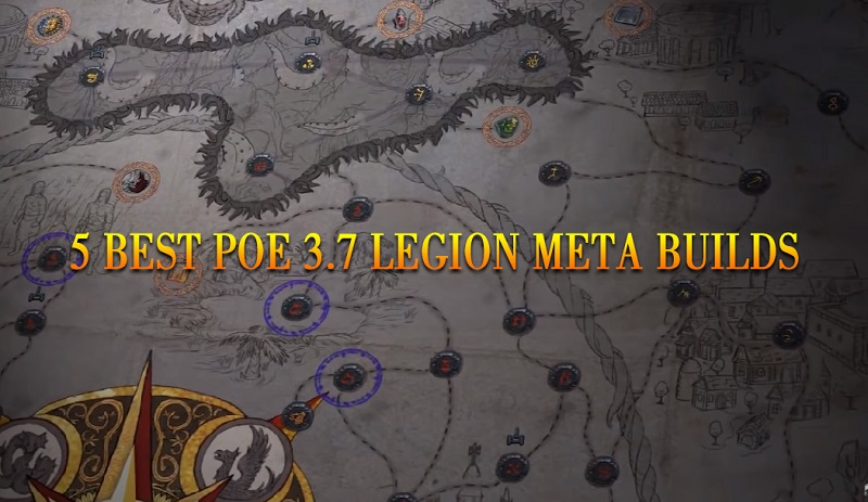 Best Path Of Exile 3 7 Builds 2019 5 Powerful Legion Meta Builds For Poe 3 7 Expansion