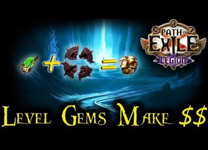 Path Of Exile 3 7 Gems Leveling Guide - How To Level Up Gems