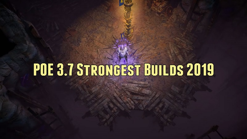 Top Path Of Exile 3 7 Builds 6 Strongest Builds For Poe Legion League 2019