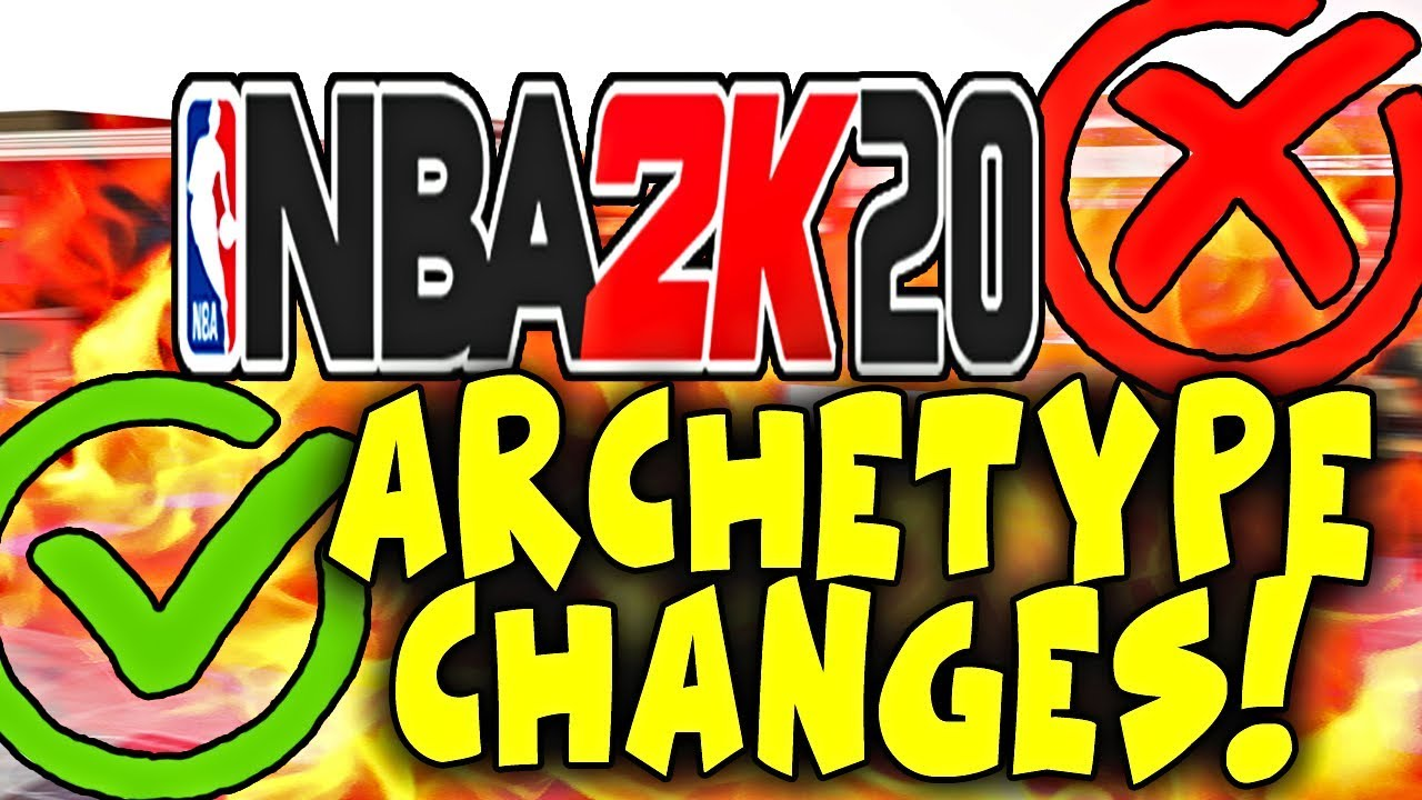 NBA 2K20 Archetype System & MyPlayer Builder Changes, Rumors and Speculation