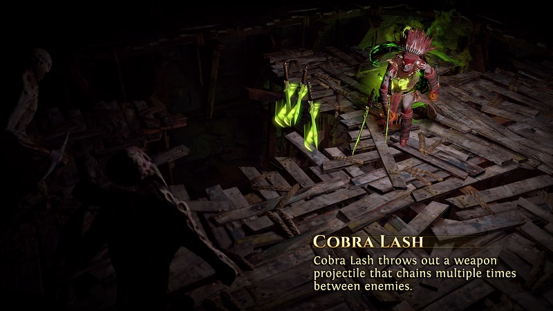 Path of Exile 3.8.0 Blight League - Poison Assassin Archetype & Cobra Lash