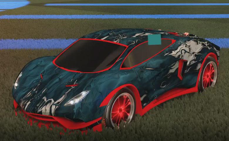 Rocket League Plasmatic Designs For All Rl Battle Cars Goldkk Com