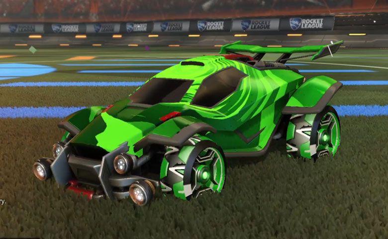 Rocket league Octane ZSR design with Petacio,Strom Watch