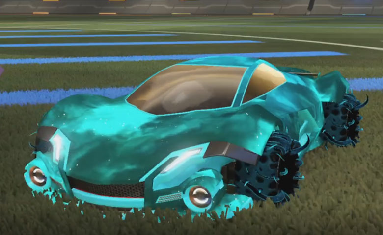 Rocket League Werewolf Car Designs Goldkk Com