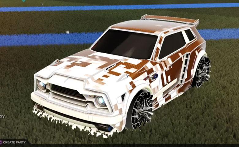 Rocket League Fennec Car Designs Goldkk Com
